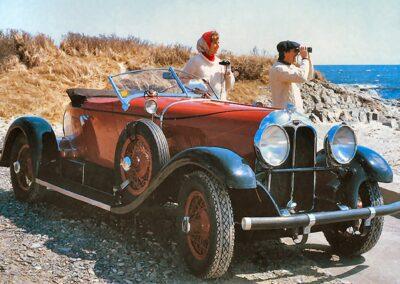 1928 Auburn Boattai Speedster
