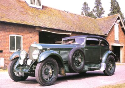1930 Bentley Speed Six Sedan
