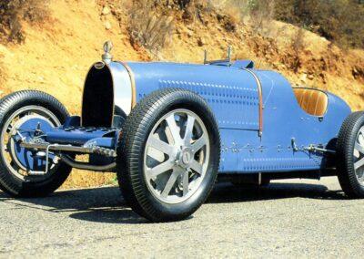 1930 Bugatti Type 37 GP 1500cc
