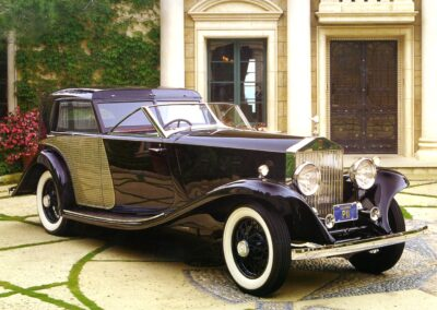 1930 Rolls-Royce Phantom II Brewster Car