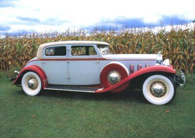 1930 Stutz Monte Marlo Sedan