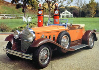1931 Eighth Series Packard Boattail Speedster