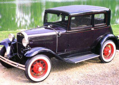1931 Ford Model A Victoria  Sedan