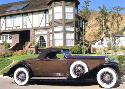 1931 Rolls-Royce Phantom II Henley Roadster