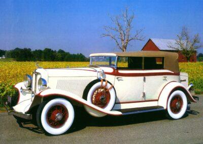 1932 Auburn Phaeton