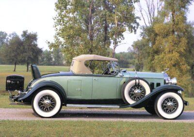 1932 Cadillac 452-B Roadster