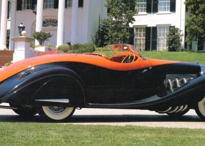 1932 Duesenberg Model J Speedster