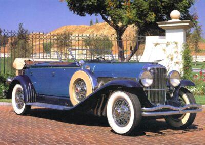 1932 Duesenberg Model SJ