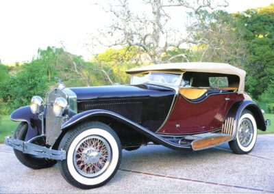 1932 Isotta-Fraschini Tipo 8A
