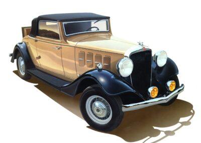 1933 Essex (Hudson) Terraplane