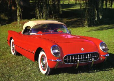 1955 Chevrolet Corvette 265 V-8 Roadster