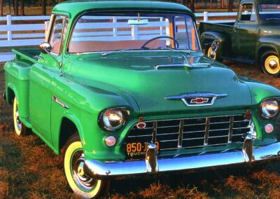 1955 Chevrolet Task Force Pickup