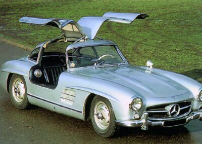 1955 Mercedes-Benz 300 SL Gull-Wing Coupe