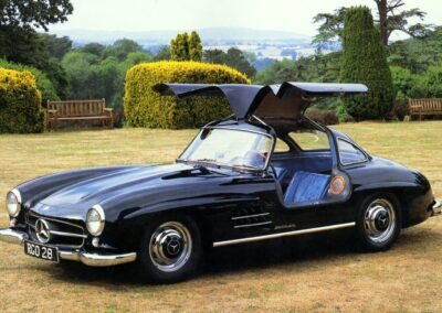 1955 Mercedes-Benz 300SL Gull-Wing Coupe