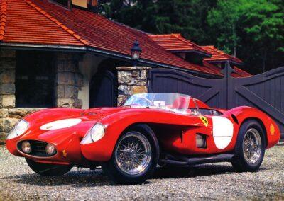1956 Ferrari TR-500 LeMans
