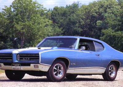 1969 Pontiac Royal GTO