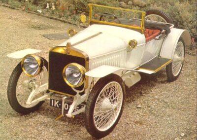 1912 Alfonso Hispano Suiza